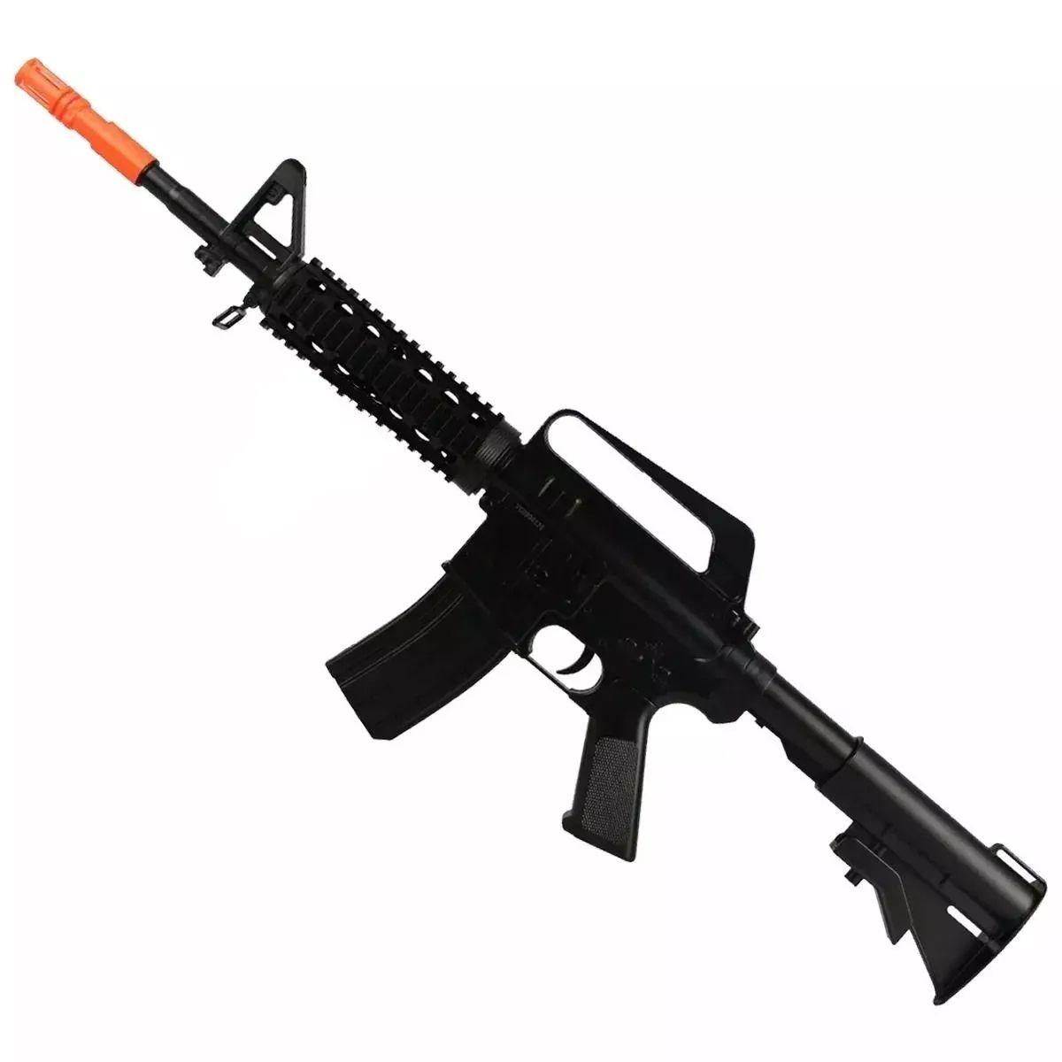 Rifle Airsoft M16 RIS 8905A Rossi Spring Vigor Black