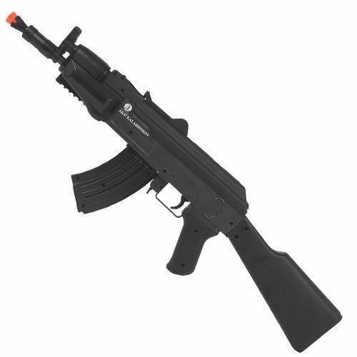 Rifle de Airsoft Spring  Ak 47 Spetsnaz Cal. 6mm Cybergun
