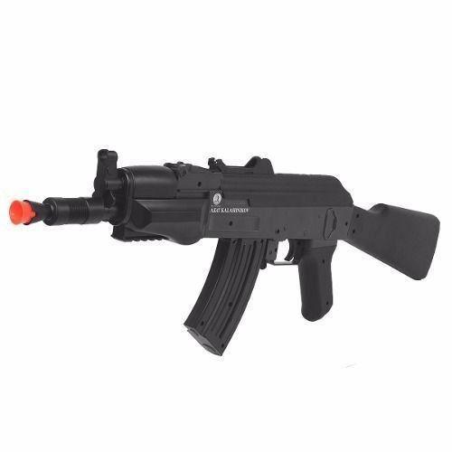 Rifle de Airsoft Spring  Ak 47 Spetsnaz Cal. 6mm Cybergun  - Combat Airsoft