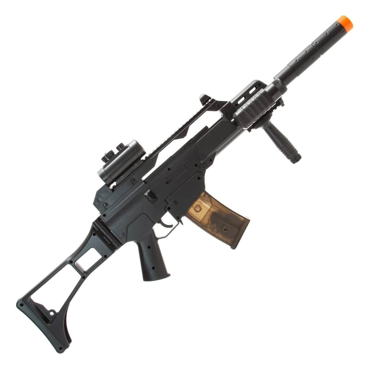 Rifle G36 Airsoft Elétrico Bivolt Cyma Cm021 6mm