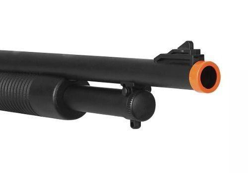 Kit Shotgun Spring Airsoft Rifle Cyma Zm61a 6mm +2000 Bbs