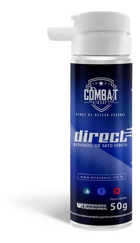 Spray De Defesa Pessoal Direct Combat Airsoft 50g