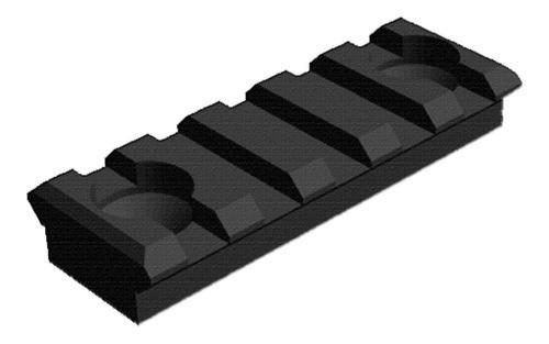 Trilho 20mm para Carabinas De Pressão Combat 3D