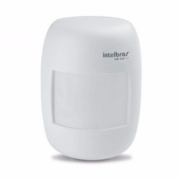 Kit de Alarme Intelbras Anm 2003 + 01 Sensores Com Fio Intelbras IVP 3000 CF + 02 Sensores Sem Fio Intelbras IVP 2000 SF +  Acessórios