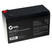 Bateria Para Alarme e Cerca Elétrica 12V  Giga Security - GS0077