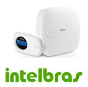 Central de Alarme Intelbras AMT 2110 Monitorada com 10 Zonas Via linha telefônica, 2 Partições, Discadora.