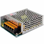 Fonte Chaveada 12V 5A Tipo Colméia, Ideal para CFTV