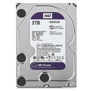 HD Western Digital Purple Surveillance 2TB SATA 3.5 6GB/s 5400 RPM WD20PURZ