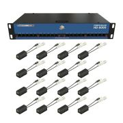 Power Balun HD 8000 Onix Security 16 Canais Completo