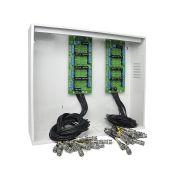 Rack Organizador Mini Orion Hd 3000 Saturno HD E Analógico 32 Canais Onix Security- Saturno