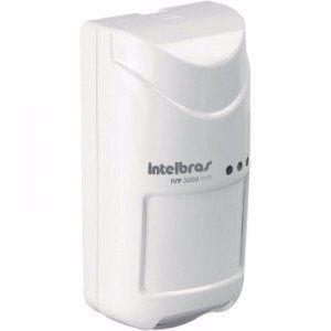 Sensor de Presença Infravermelho IVP 3000 MW Intelbras