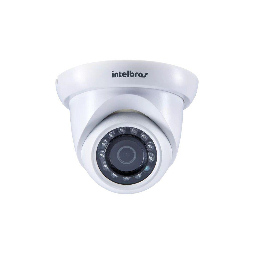Câmera de Segurança Intelbras IP 3.0 Megapixel VIP S4320 G2 Lente 2.8mm IR Inteligente 20mts