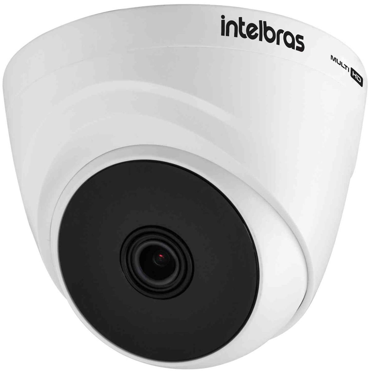 Câmera de Segurança Intelbras Multi HD VHD 1120D G5 HD 720p Lente 3,6mm