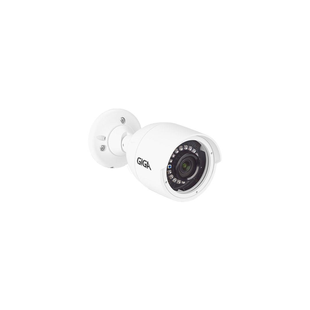 Câmera de Segurança Giga GS0273 Bullet Metal 1080p Orion Infravermelho 30M Lente 3.6MM IP66