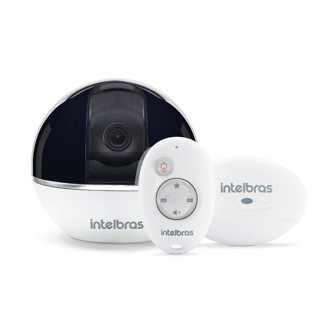 e77eeeb31 Câmera Intelbras Wi-fi Ic7 360 Graus 4mm 1 3 1080p com alarme ...