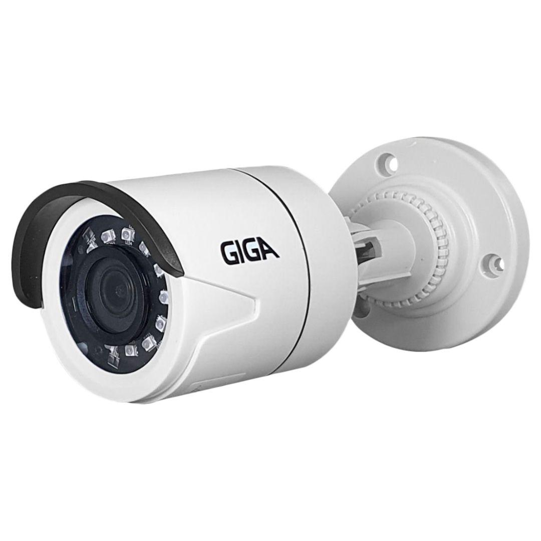 Câmera Segurança Giga Security 1080p Serie Orion IR 20m 1/2.7 3.6MM IP66 - GS0271