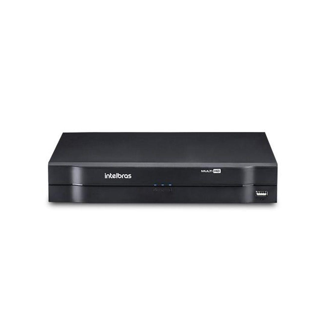 DVR Stand Alone Intelbras MHDX-1116 16 Canais 1080N HDCVI, HDTVI, AHD, ANALÓGICO + Hd 1 Tera WD Purple WD10PURX