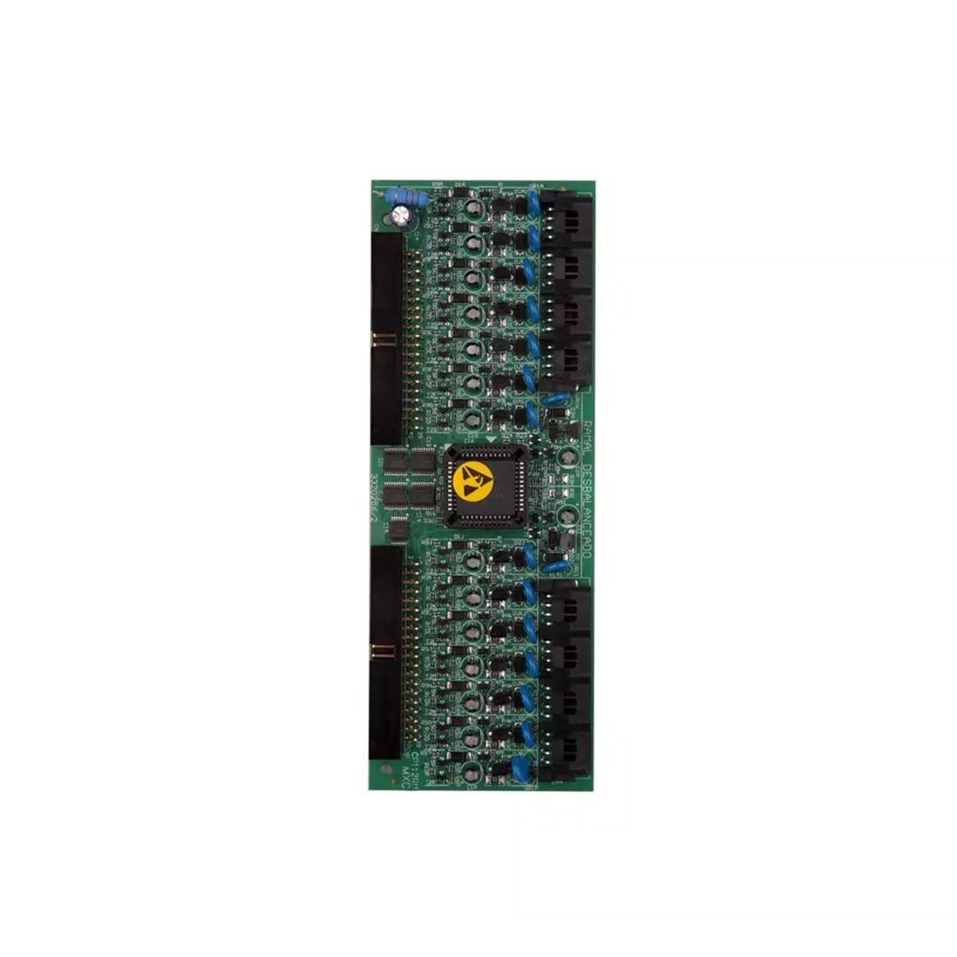 Placa Intelbras 16 Ramais Desbalanceada Cp 48/112 Maxcom