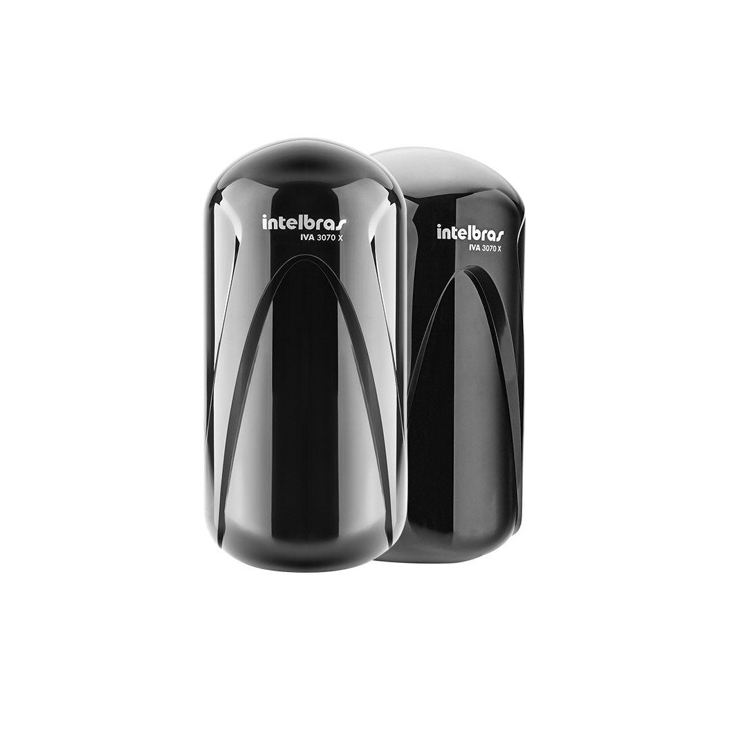 Sensor Infravermelho Ativo Barreira Intelbras Iva 3070 Df