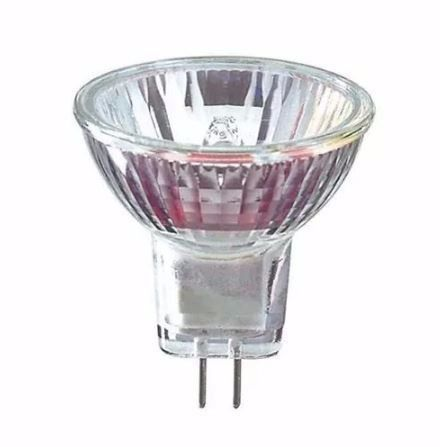Lâmpada Mini Dicróica Mr11 Gu4 5.3 35w Llum Bronzearte 220v