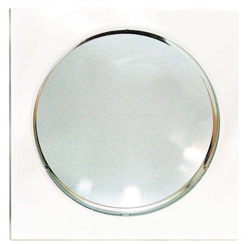 Plafon De Embutir 123x123mm X H Regulável-1 Luz E27