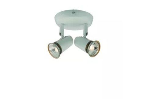 Luminária 2 Luzes Gu10 Led Para Quarto Sala Cozinha Banheiro