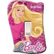 Espelho Infantil para Interruptor Ben10 Barbie Mickey Arranha