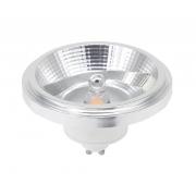Embutido RECUADO para 4 luzes AR111 LED 10w
