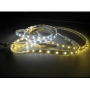 Fita Led blister 1 mt-SMD5050-60Led's/mt-14W/mt 220V-RGB-IP65