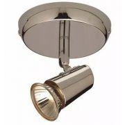 Luminária De Teto Spot De Sobrepor 1x5w LED Branco QT/FR