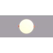Luminária Frameless Borda Infinita Led 22W Quadrada ou Redonda