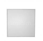 Plafon Sobrepor Painel super Led 40x40 Quadrado 3000k 360w