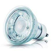 Spot Direcionável Embutir Quadrado Aço escovado LED 4,5w