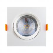 Spot Easy Redondo LED 10w Embutir 4000k Neutro
