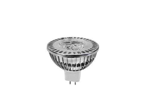 Lâmpada Power Led Dicróica Mr16 Gu5.3 6w 12v Llum Bronzearte