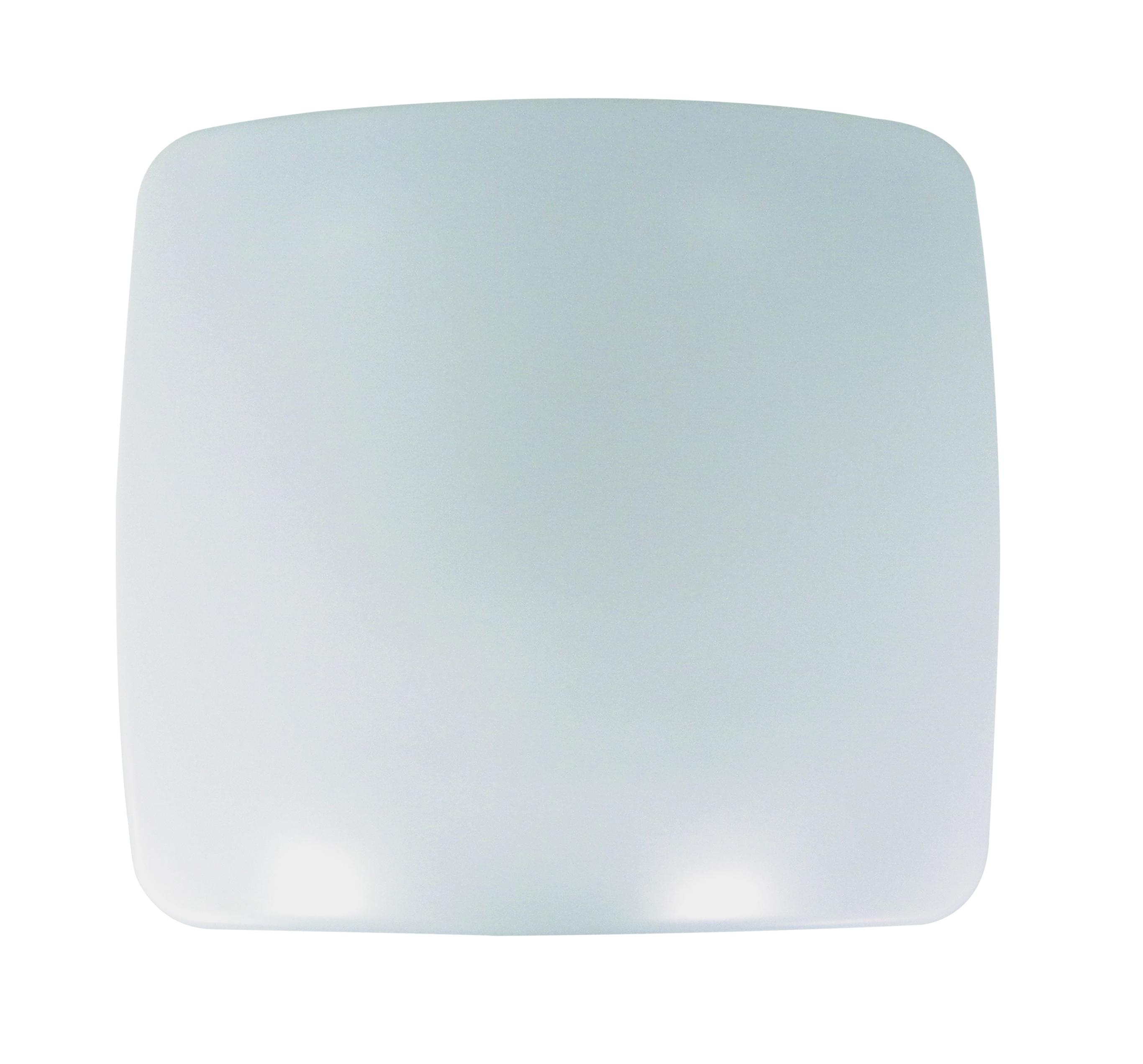 Plafon Smart LED em Acrilico 34x34cm 20W 6.400K (Luz Branca) 127V Quadrado