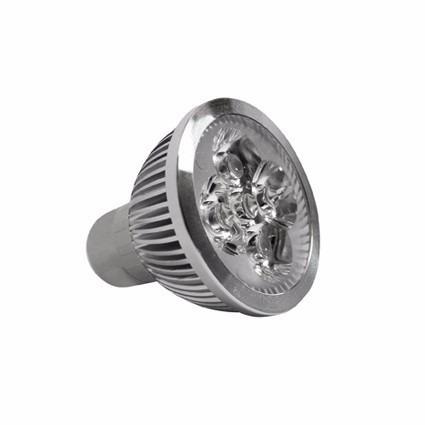 KIT 10 Lâmpada Power MR16 GU5.3 5W Led Llum Bronzearte Bivolt