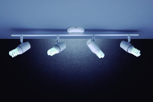 Luminária Trilho Sobrepor Arco New Short 4 Luzes E27