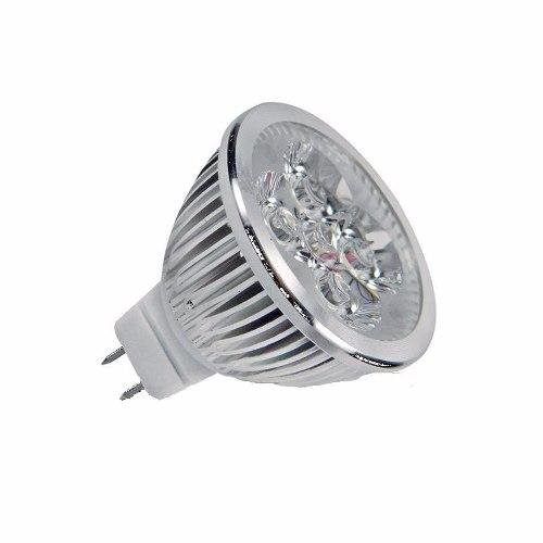 Lâmpada De Led Dicróica Mr16 Gu5.3 3w 12v Llum Bronzearte