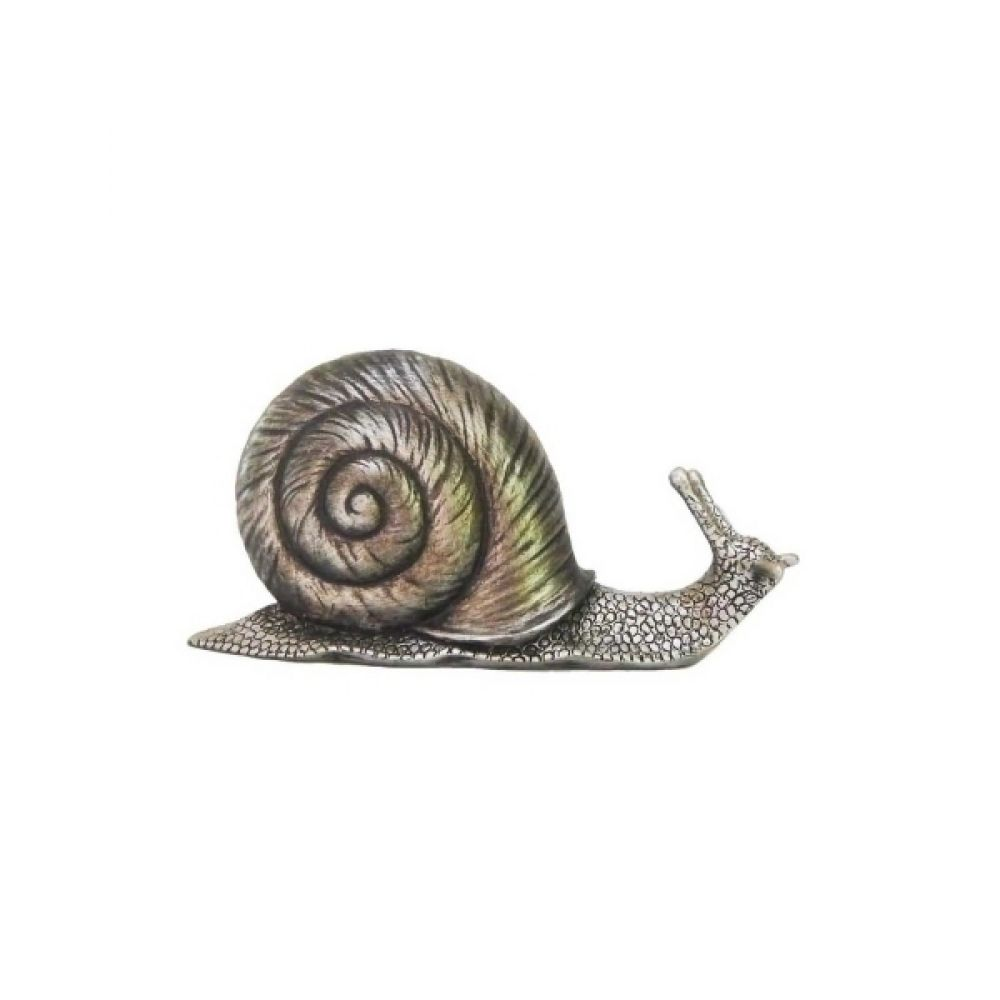 ANIMAL DECORATIVO - CARACOL 23X11 CM