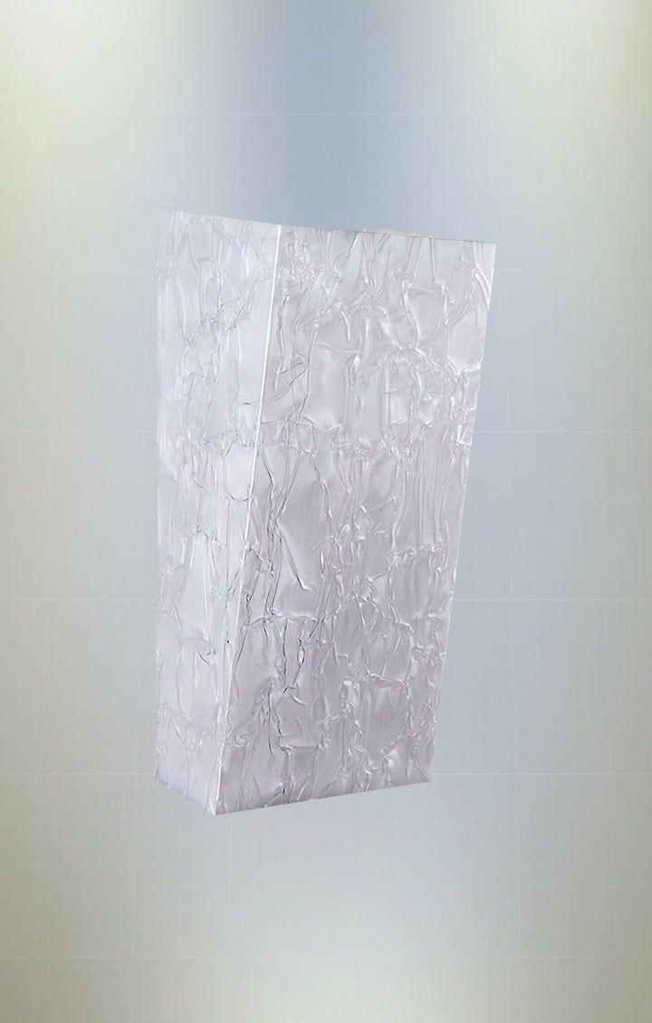 Arandela Garbia 27cm com Placa Led 11w em Madrepérola