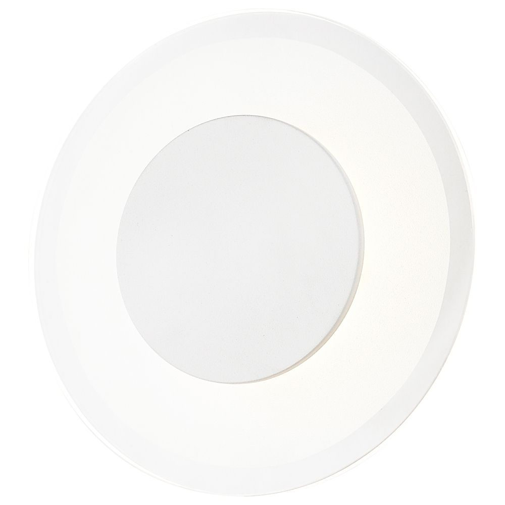 Arandela Red Pip 20Cmx5Cm Led6W - Branco