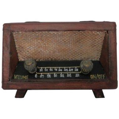CAIXA RADIO RETRO 7X12 CM