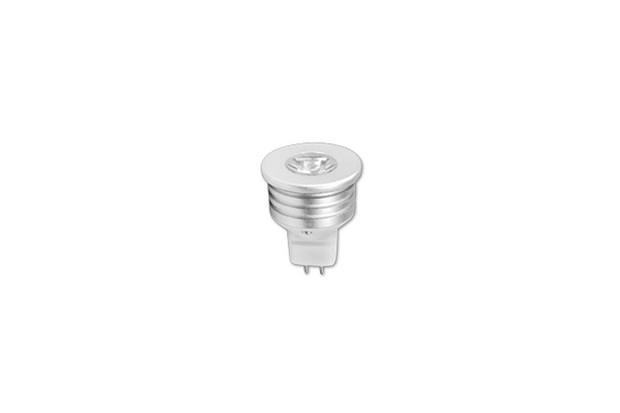 Lâmpada De Led Mini Dicróica Mr11 Gu4 1w 12v Llum Bronzearte