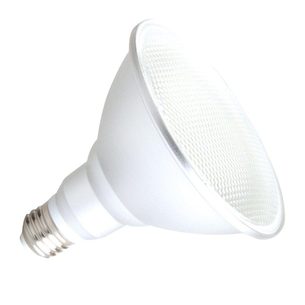Lâmpada De Led Par38 15W E27 Bivolt - Branco