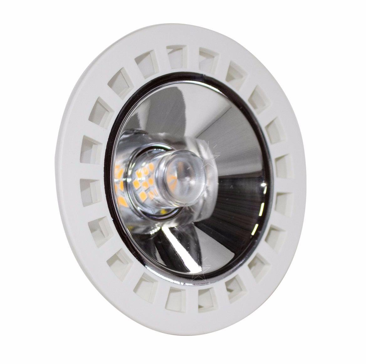 Lâmpada Luminária Led Cob Ar111 11w  Branco Frio Classe A