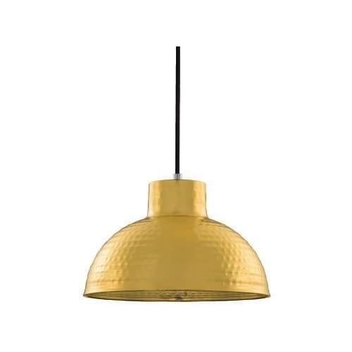 Pendente em Metal Dourado - 26CM