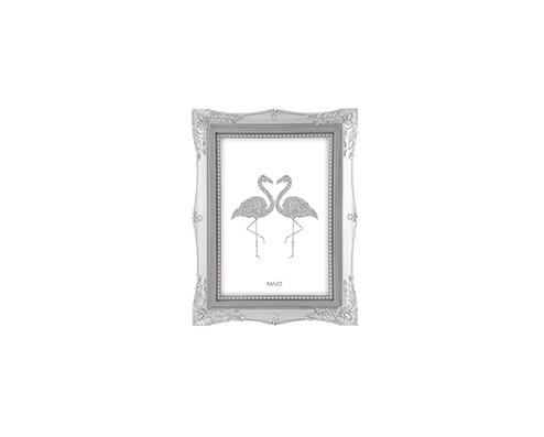 Porta-Retrato Prata - 13X18