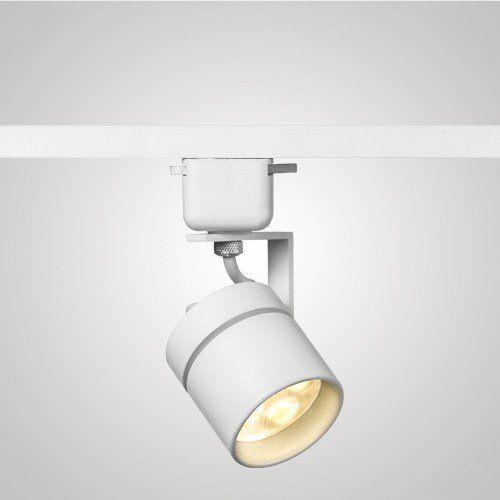 Spot Com Led Para Trilho Altena Ip20 220 Volts - Branco