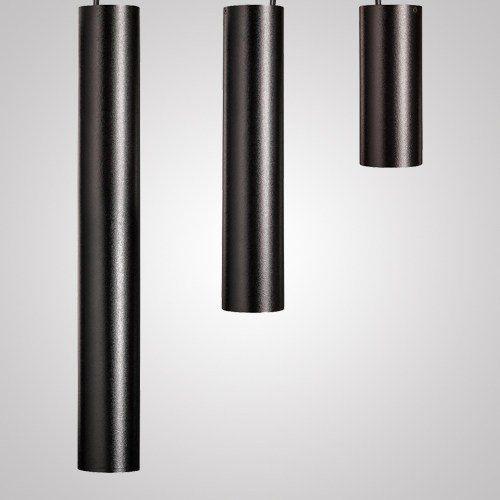 Tubo Em Alumínio Extrudado 4 Leds 5 Watts Ip20 45cm 220Volts